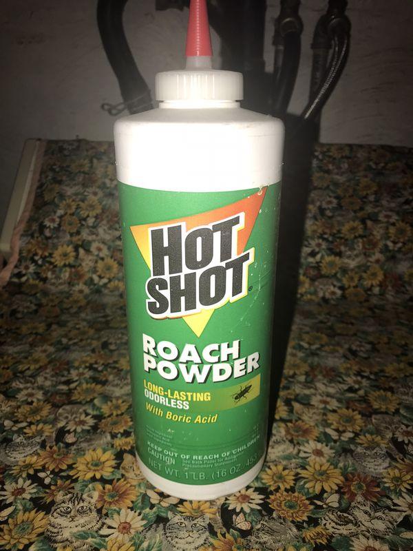 Hot Shot Roach Killer