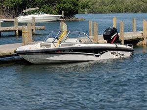 17 ProCraft Combo Bow Rider Boat 125 HP Mercury for Sale in Oakland Park, FL