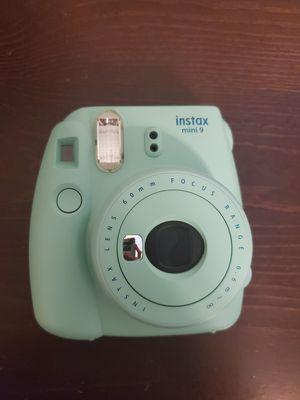 Instax mini 9 for Sale in Phoenix, AZ