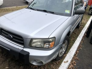 2004 Subaru Forester for Sale in Haddonfield, NJ