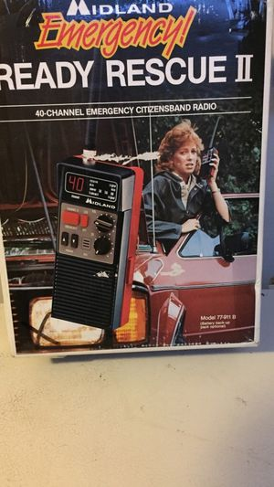 MIDLAND RETRO EMERGENCY POWERFUL WALKIE TALKIE for Sale in Rockville, MD