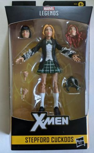 Exclusive Marvel Legends X-Men Stepford Cuckoos Collectible Action Figure Toy for Sale in Chicago, IL