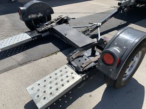 Car dolly DEMCO TOW-it 2 Kaddy almost new transport trailer for Sale in Stanton, CA