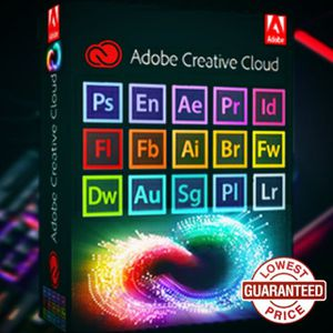 Adobe Master Collection 2020 for Windows or Mac Fully Activated for Life for Sale in Garden Grove, CA