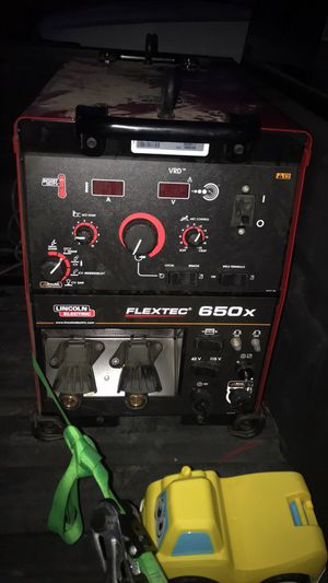 Lincoln electric welder machine for Sale in Tolleson, AZ