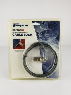 Targus Notebook Computer Cable Lock for Sale in Stockton, CA