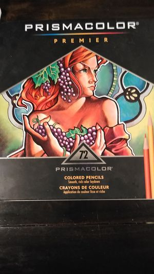 Prismacolor Colored Pencils for Sale in Willows, CA