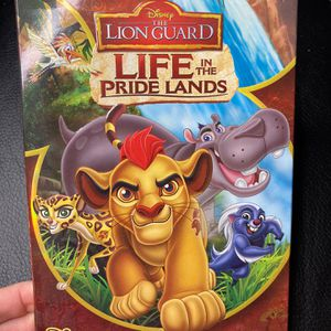 The Lion Guard : Life In The Pride Lands for Sale in Cupertino, CA