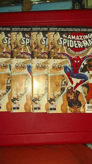 The Amazing Spider-Man Full Circle #1 for Sale in Tacoma, WA