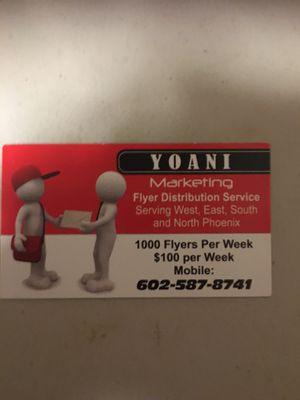Flyer distribution! 💞 for Sale in Phoenix, AZ