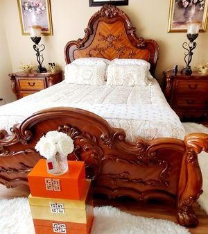 Acme Queen Bedroom Set for Sale in Las Vegas, NV