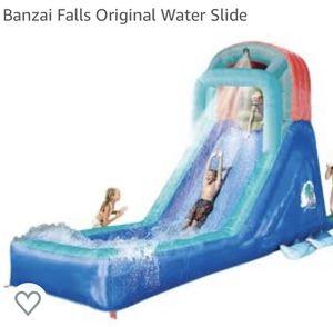 Banzai Falls Inflatable Water Slide for Sale in Ellenwood, GA