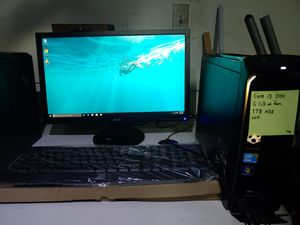 Fully Refurbished Desktop computer for Sale in Ontario, CA