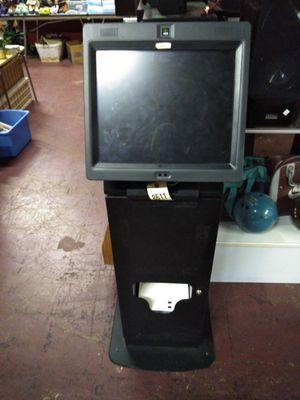 was used at babies r us, as a touchscreen receipt printing kiosk system for orders for Sale in Fort Wayne, IN