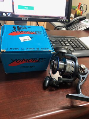 Yomores JF 5000 Fishing Reel for Sale in Ontario, CA