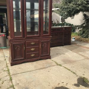 furniture with glass for Sale in Fairfield, CA