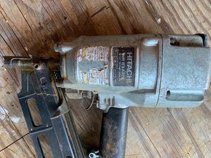 hitachi nail gun for Sale in San Diego, CA