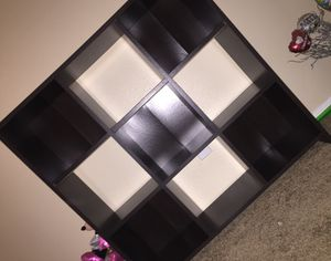 9 cube organizer shelf for Sale in Dundee, OR
