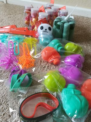 Assorted Halloween Party Favors and Toys Lot for Sale in Sunnyvale, CA