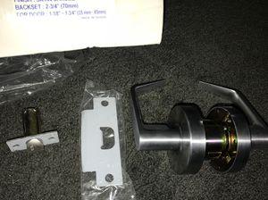 "MODEL # CL501 EVC - 26D FINISH: SATIN CHROME BACKSET: 2-3/4"" (70mm) FOR DOOR: 1-3/8""~1-34"" (35 mm- 45mm) for Sale in Miami, FL"