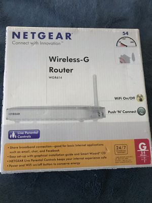Wireless Router for Sale in Fresno, CA