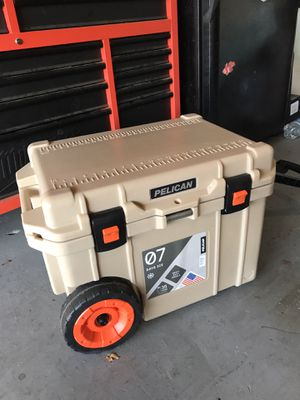 Pelican Wheeled Cooler for Sale in View Park-Windsor Hills, CA