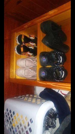Shoes (Van's n champion) for Sale in Hayward, CA