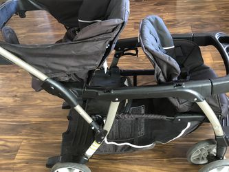 Graco Double Stroller And Stand Up! for Sale in Gilroy,  CA