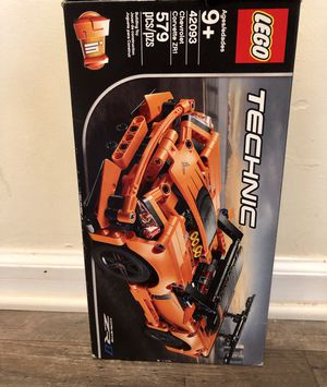 Like new LEGO Technic 579 Pcs for Sale in Stone Mountain, GA