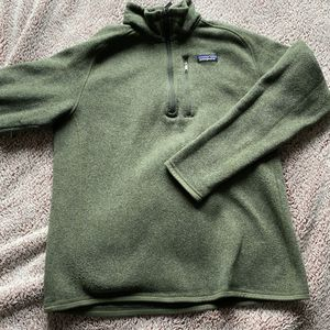 Patagonia Men Better Sweater Knit Half Zip Crewneck Medium for Sale in Seattle, WA