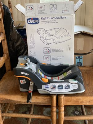 Chicco Key Fit 30 base for Sale in Rockton, IL