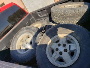Jeep wheels for Sale in Fontana, CA
