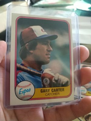 Montreal Expos 1981 Fleer Baseball team set of 27 total baseball cards for Sale in Tampa, FL