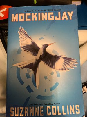 Mocking jay, hunger games series for Sale in Charlotte, NC
