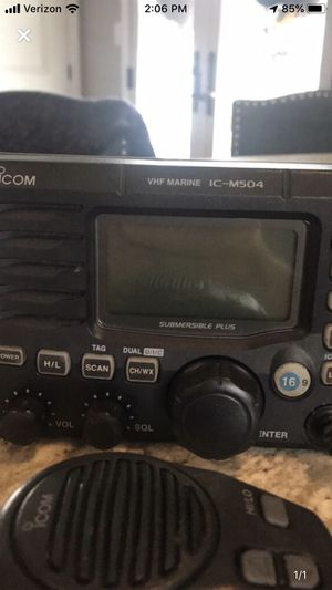 Icom 504 vhf radio for Sale in Stafford Township, NJ
