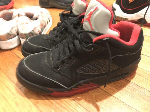 Jordan 5s size 8