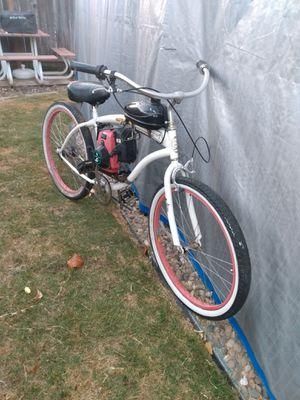 Gas powered bike for Sale in Santa Maria, CA
