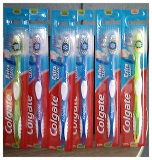 6 Colgate toothbrush for Sale in Stockton, CA
