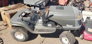 Riding Lawn Mower Craftsman 18.5 HP OHV for Sale in Phoenix, AZ