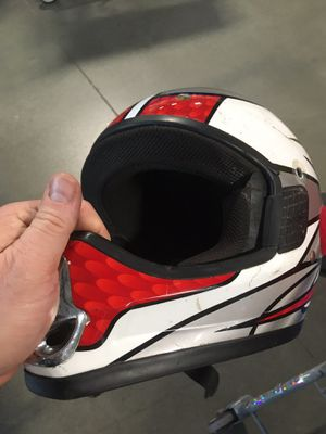 Small helmets for dirtbike for Sale in Marysville, WA