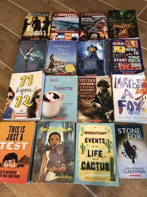 Set of 16 upper grade books for Sale in Peoria, AZ