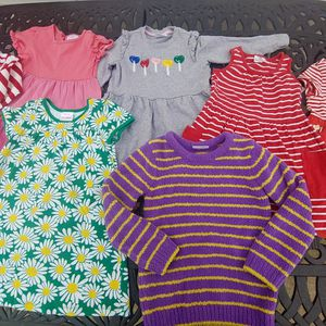 Hanna Andersson Bundle Size 5/6 for Sale in Alexandria, VA