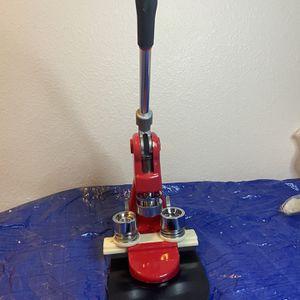 Mophorn 1in Button Maker Machine for Sale in Silverado, CA