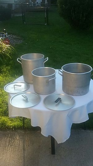 Wear-Ever Stock pot set for Sale in Falcon Heights, MN