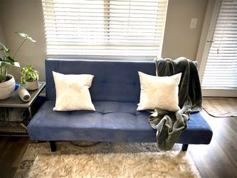 Futon- IKEA BALKARP sleeper sofa . $199 retail for Sale in Salt Lake City,  UT