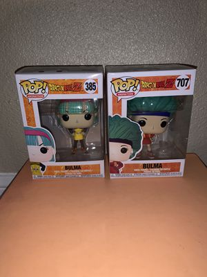 "Pop Figures"" Dragonball Z Collection for Sale in Houston, TX"