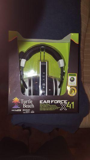 Turttle Beach EAR FORCE X41 WIRELESS HEADPHONES (NIB) for Sale in Norton, OH