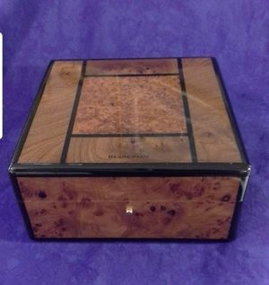 BlancPain | High Gloss Wood Jewellery Box for Sale in Fort Lauderdale, FL
