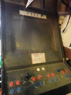 Tekken Karate Classic Vintage Video Arcade Game By Namco for Sale in Oceanside, NY