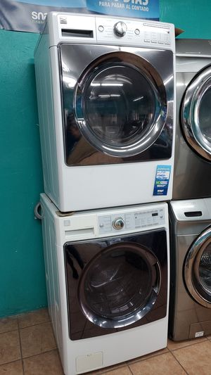 Kenmore washer and dryer white for Sale in Norwalk, CA
